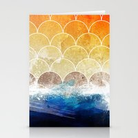 scales Stationery Cards featuring Scales by Michael Scott Murphy