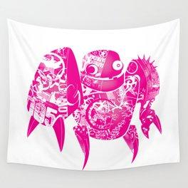 minima - slowbot 005 Wall Tapestry
