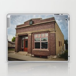 Former Bank, Kathryn, North Dakota Laptop & iPad Skin
