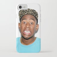 tyler the creator iPhone & iPod Cases featuring Tyler The Creator  by Trash Boat