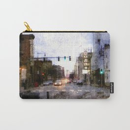 A Street in Cambridge Carry-All Pouch
