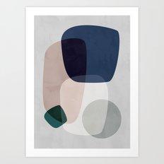 Graphic 190 Art Print