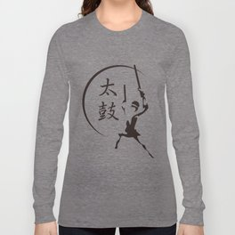 Taiko Long Sleeve T-shirt