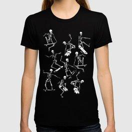 Grim Ripper WHITE T-shirt