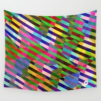 illusion Wall Tapestries featuring Illusion by artlife