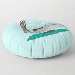 Mr. Pelican Floor Pillow
