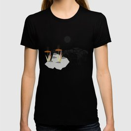 Drippy hills T-shirt