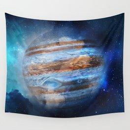 Hello Jupiter! Wall Tapestry