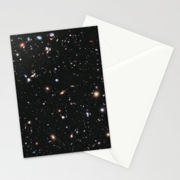 Galaxy Cluster Stationery Cards
