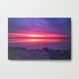 Colorado Sunrise Metal Print