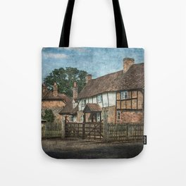 An Oxfordshire Village Tote Bag