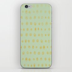 Salt iPhone & iPod Skin