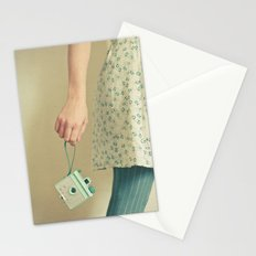Happiness is my Camera Stationery Cards