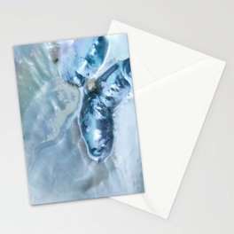 Malaysian Mother of Pearl Stationery Cards