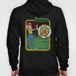 ARCHERY FOR BEGINNERS Hoody