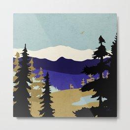 Rocky Mountain High 3 Metal Print