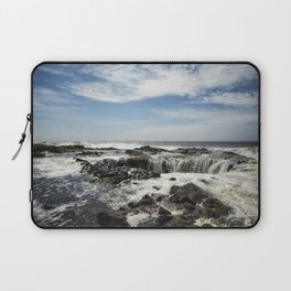 Thor's Well, No. 1 Laptop Sleeve