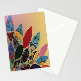 Petals y Petalos Stationery Cards