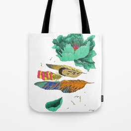 The Natural Progression of Things Tote Bag