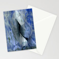 Blue Fortune  Stationery Cards