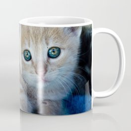 Red Kitten Coffee Mug