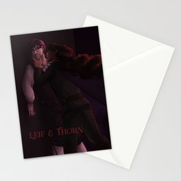 Leif & Thorn: A Mouthful of Leif Stationery Cards