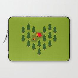 Camping Love Laptop Sleeve
