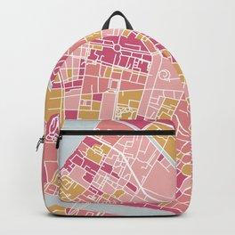Bangkok map Backpack