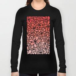 Simple Paisley Long Sleeve T-shirt