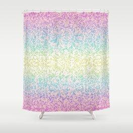 Glitter Graphic G48 Shower Curtain