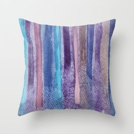 Abstract No. 380 Throw Pillow