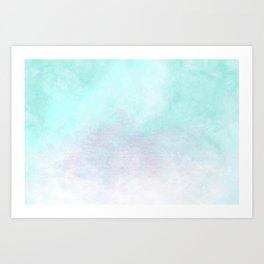 Candy Coated Contacts Art Print