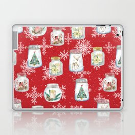 Christmas Jars Laptop & iPad Skin