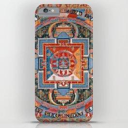 Mandala of Jnanadakini iPhone Case
