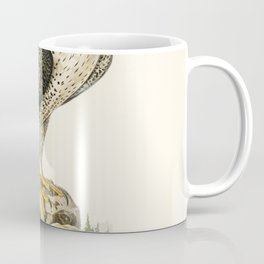 Peregrine Falcon (Falco peregrinus) illustrated by the von Wright brothers Coffee Mug