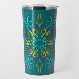 Stronger (Turquesa) Travel Mug