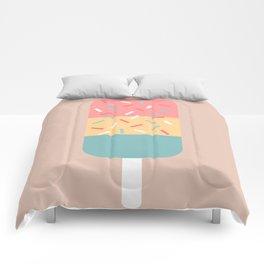 Popsicle (Peach) Comforters