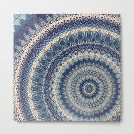 Mandala 516 Metal Print