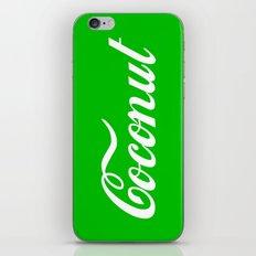 Coconut iPhone & iPod Skin