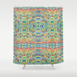 Hill Country Shower Curtain