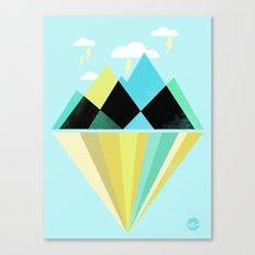 Void Dweller Canvas Print
