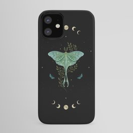 Luna and Forester iPhone Case