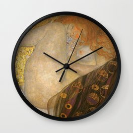 Danea Gustav Klimt Painting Wall Clock