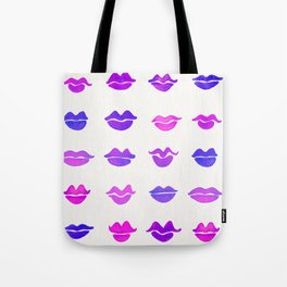 Kiss Collection – Indigo Palette Tote Bag