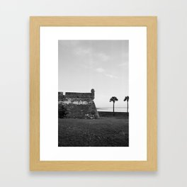 Spanish Fort  Framed Art Print