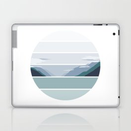 Alaskan Greens Laptop & iPad Skin
