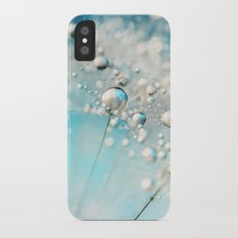 Sparkle in Blue iPhone Case