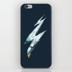 lightning eagles iPhone & iPod Skin