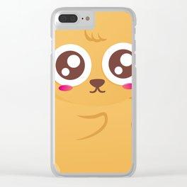 Cute & Kawaii Clear iPhone Case