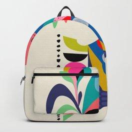 Miss Peacock Backpack